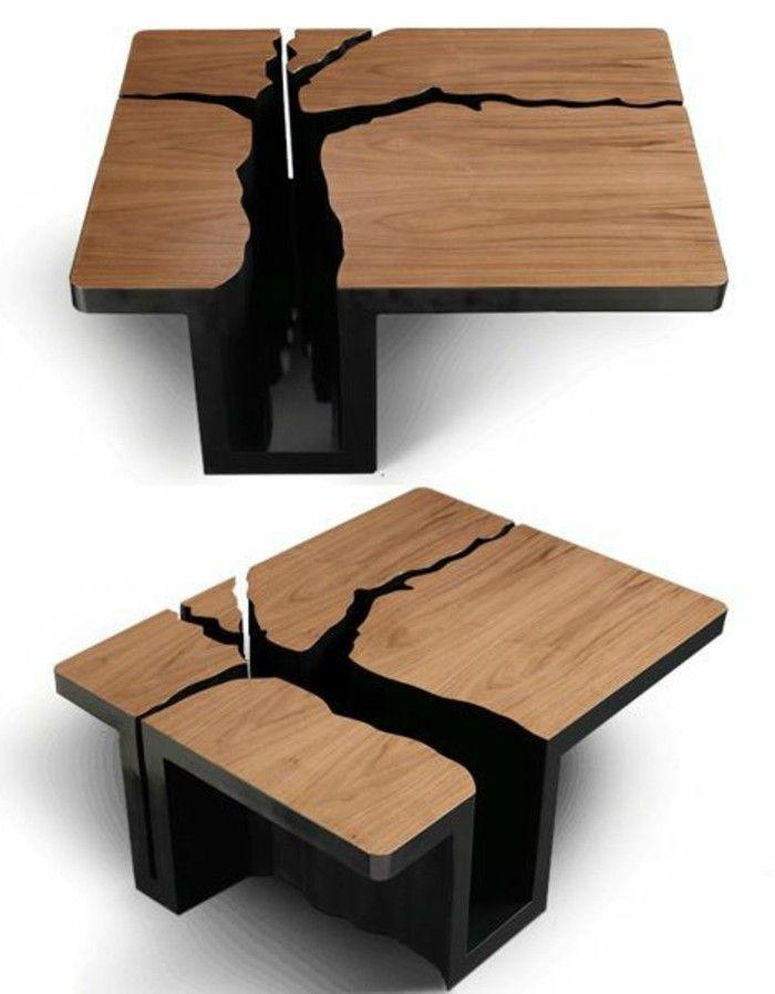 Table basse bois et fer pas cher maison et meuble de maison - Table basse en bois pas cher ...