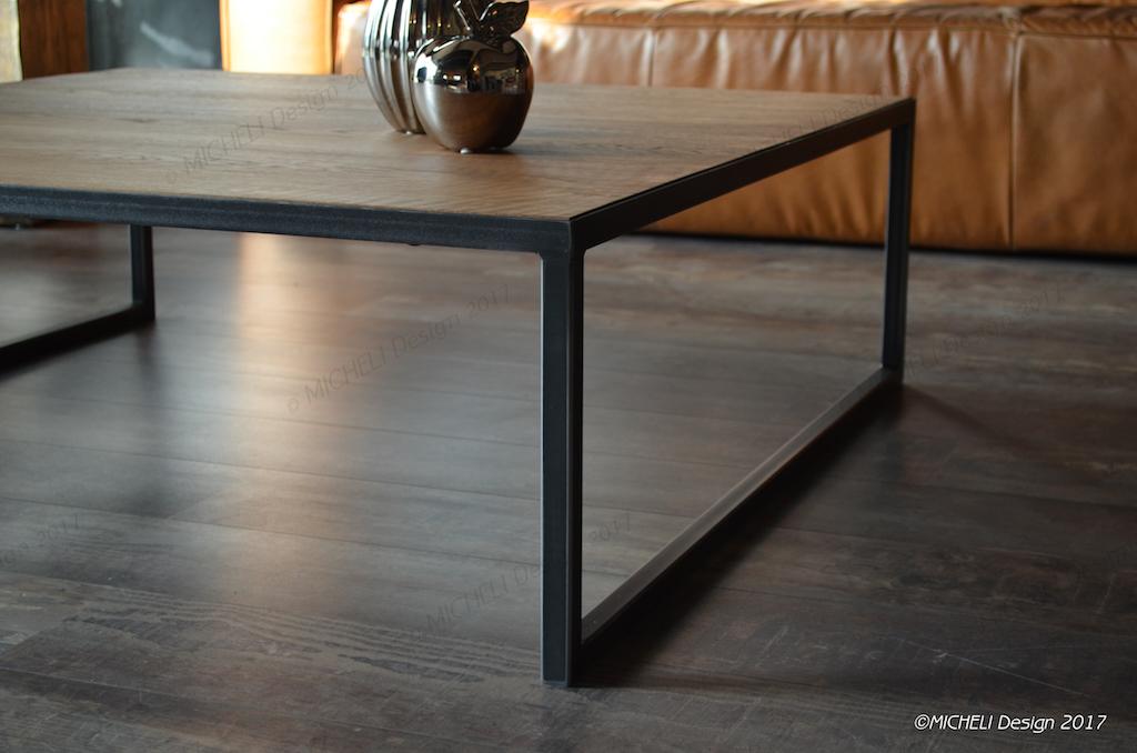 Basse 110 X Table Carrée Et Meuble Maison De 80wnPkOX