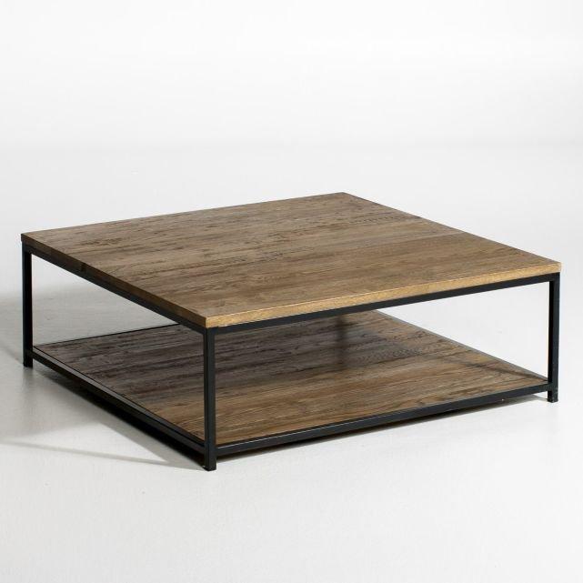 Table basse ampm bois