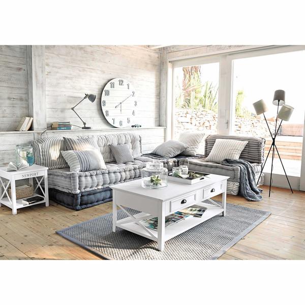 Table basse marbre blanc maison du monde - Idée pour votre jardin et ...