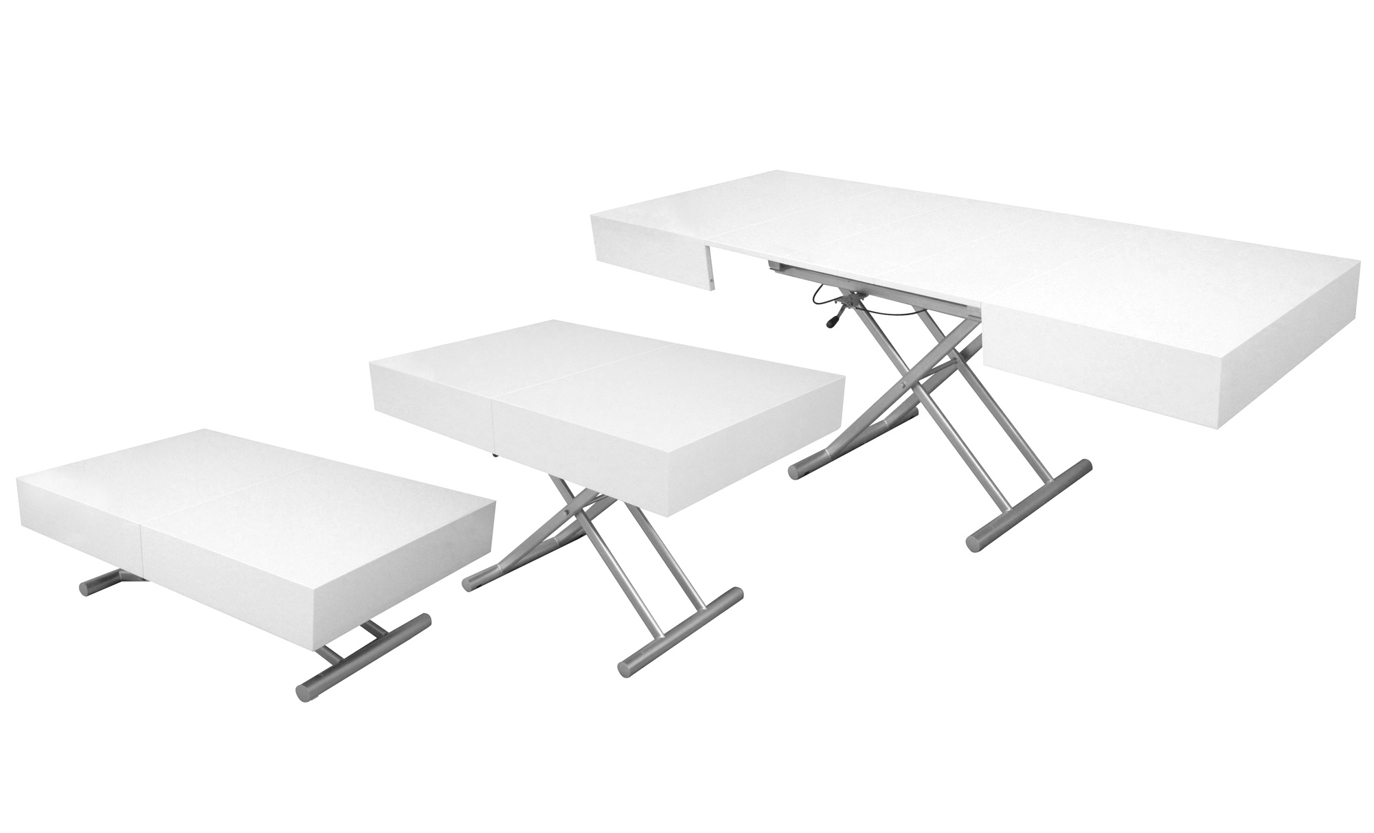 Table basse extensible pas cher