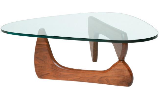 Table basse en verre ligne roset