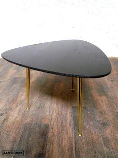 Table basse vintage occasion