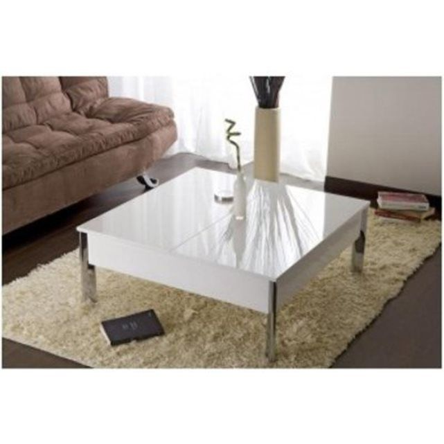 Table basse rehaussable la redoute