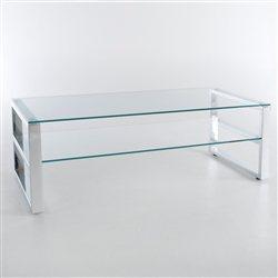 Table basse verre trempé joan
