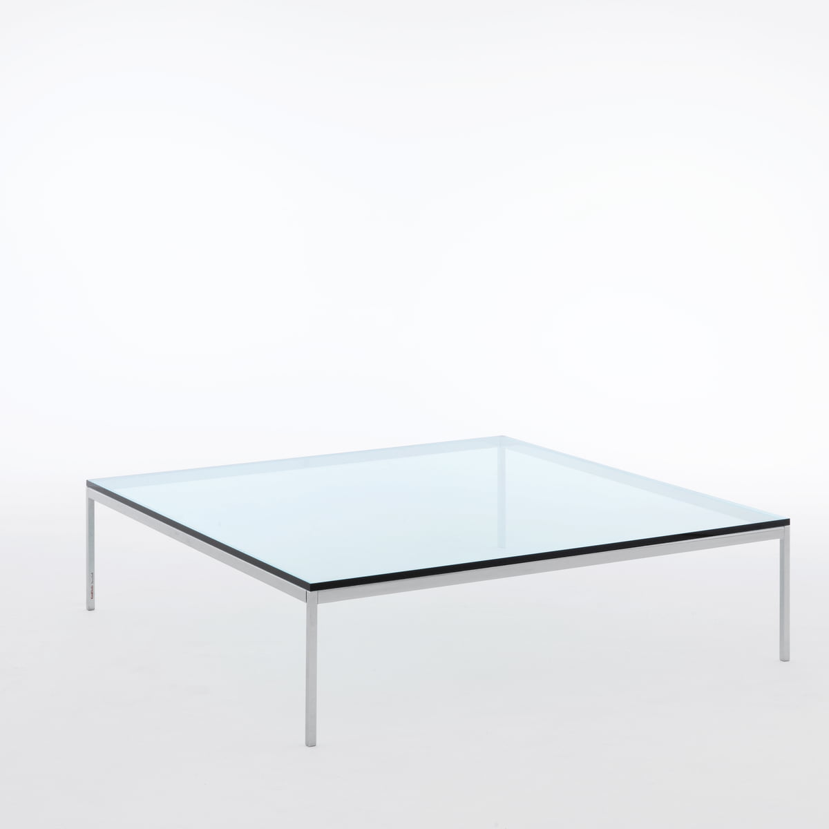 Table basse en verre knoll