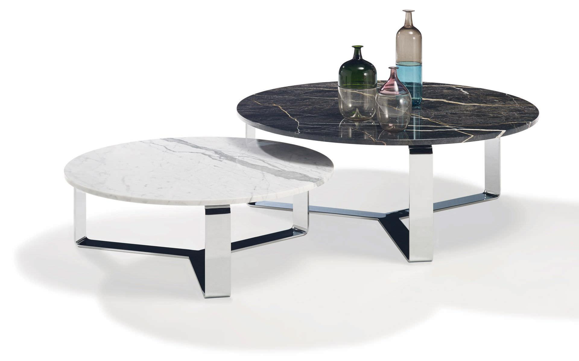 Table basse carree stone ht1bis chene gris
