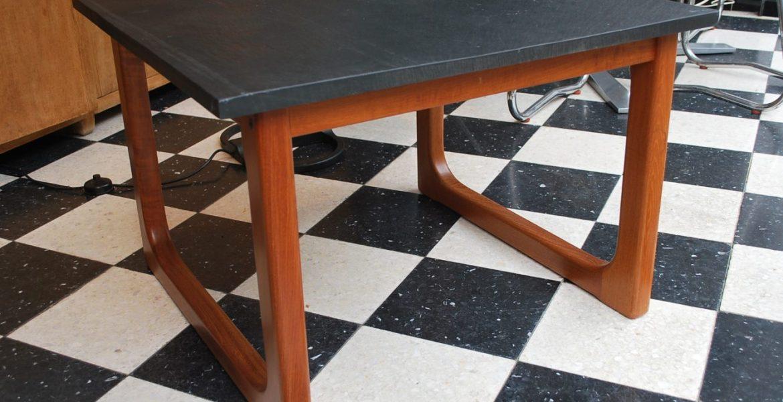 Table basse vintage bruxelles