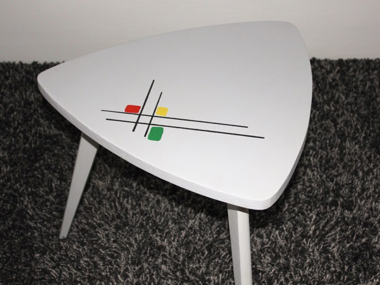 Table basse vintage miro