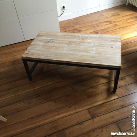 Table basse industrielle occasion