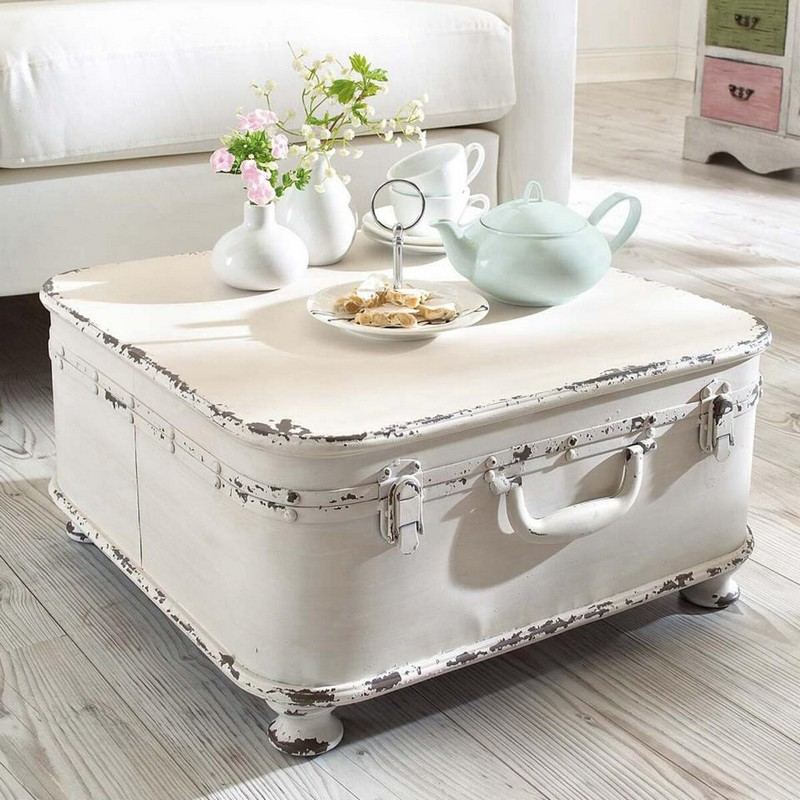 Table basse vintage originale