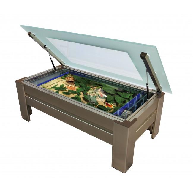 Image table basse aquarium - Maison et meuble de maison