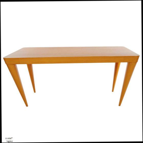 Table basse vintage habitat