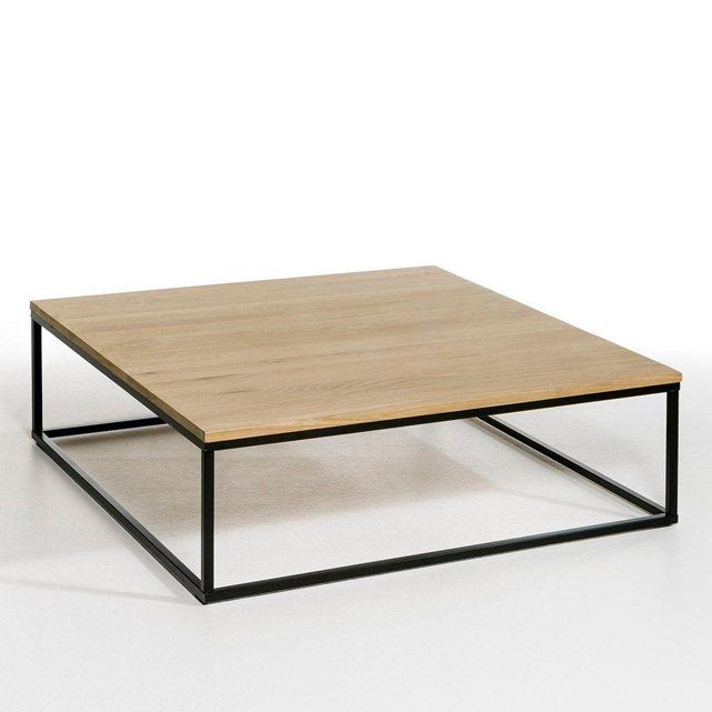Table basse ovale ampm