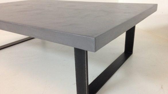 table basse beton cire alinea maison et meuble de maison. Black Bedroom Furniture Sets. Home Design Ideas