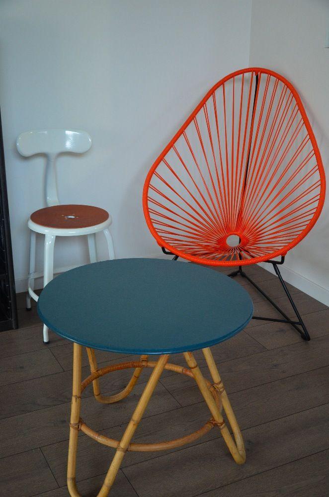 Table basse vintage sentou