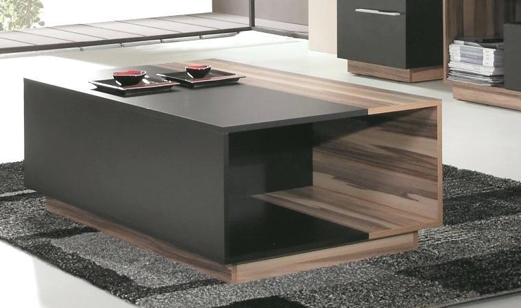 Table basse tv industriel