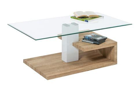 Table Basse En Verre Cuir Center Maison Et Meuble De Maison