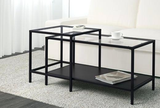 Table Basse En Verre Ikea Maison Et Meuble De Maison