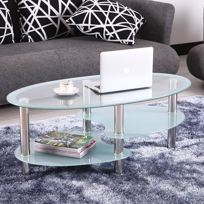 Table basse en verre chez ikea