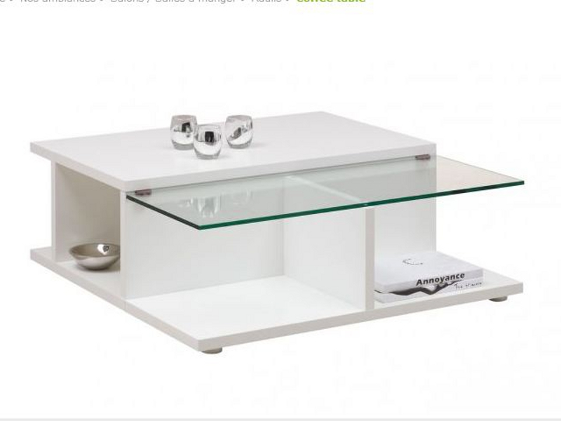 Table basse ronde gautier - Maison et meuble de maison