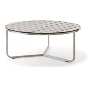 Table basse ronde exterieur