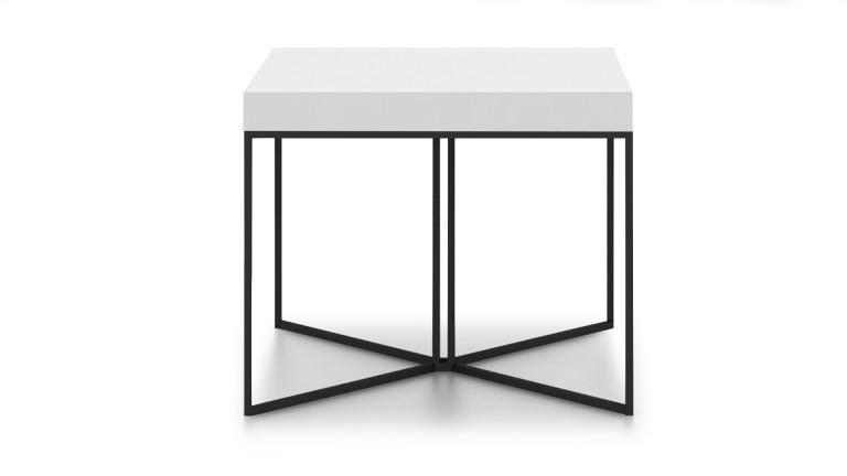 Table basse carrée hauteur 50 cm
