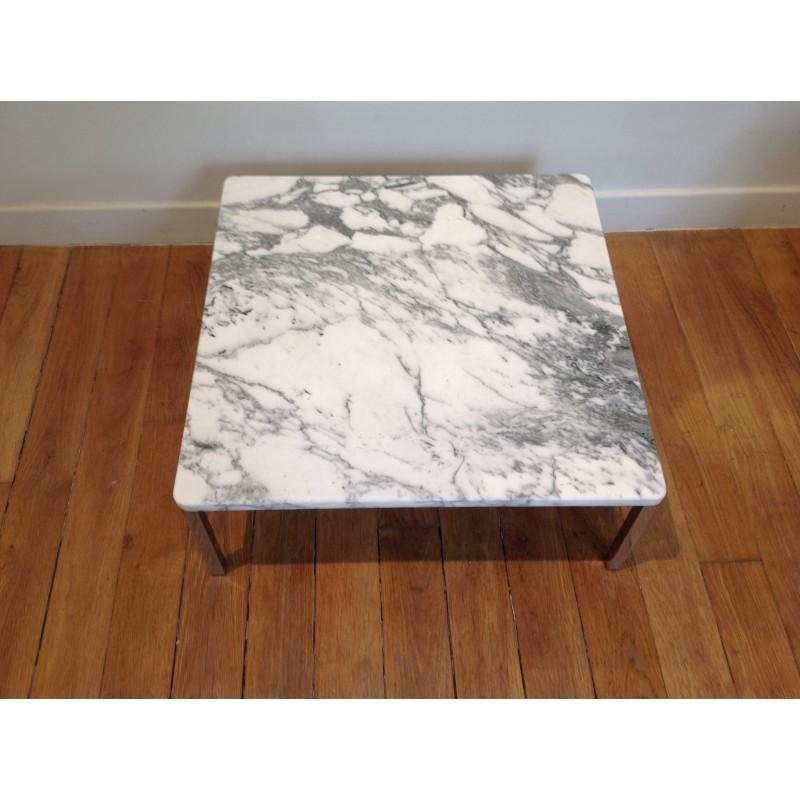Table basse marbre sur mesure