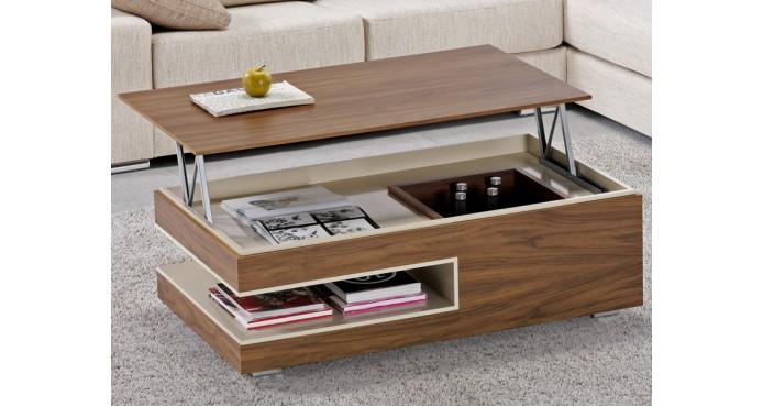 Basse Bouteille Maison Meuble Et Avec Rangement De Pour Table dCeBox