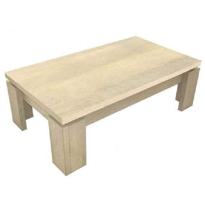 Table basse haricot fly