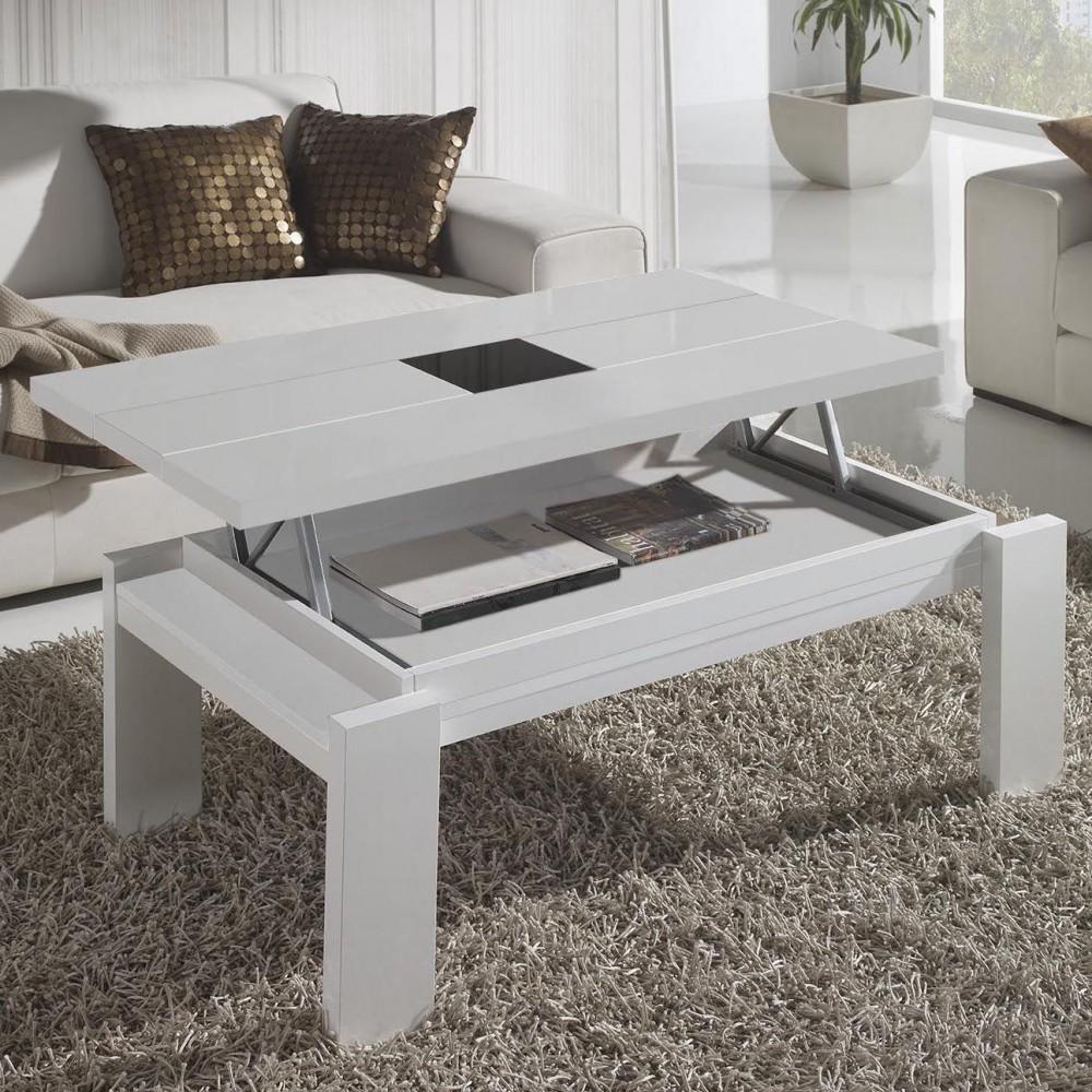Alinea table basse plateau relevable