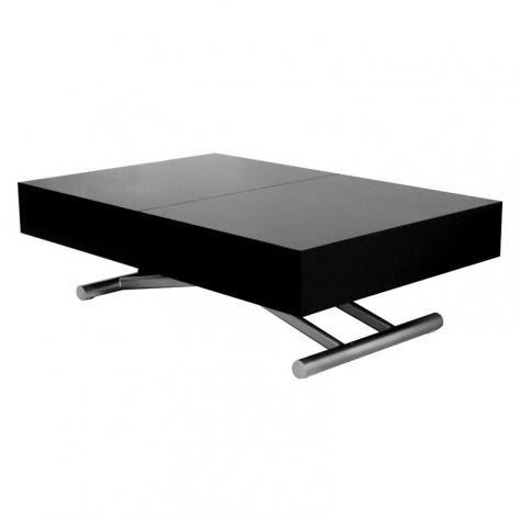 table basse qui monte pas cher maison et meuble de maison. Black Bedroom Furniture Sets. Home Design Ideas