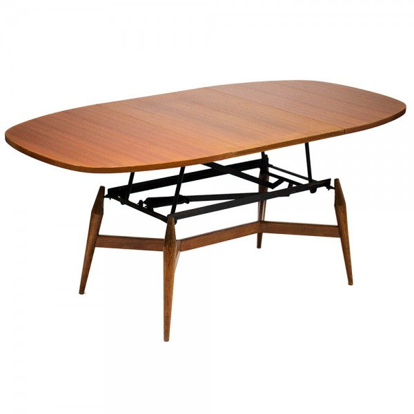 Table basse vintage modulable
