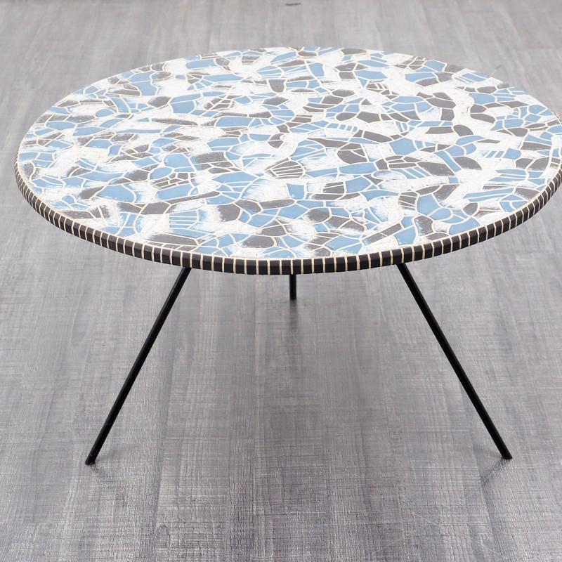 Mosaique Vintage Meuble Et Maison De Basse Table 4AL5Rj