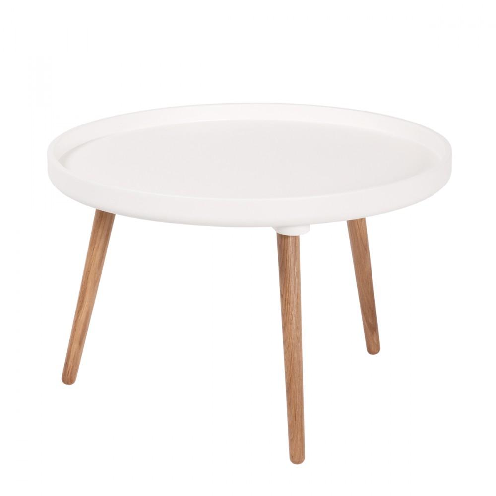 Table basse ronde lounge kompass ø90