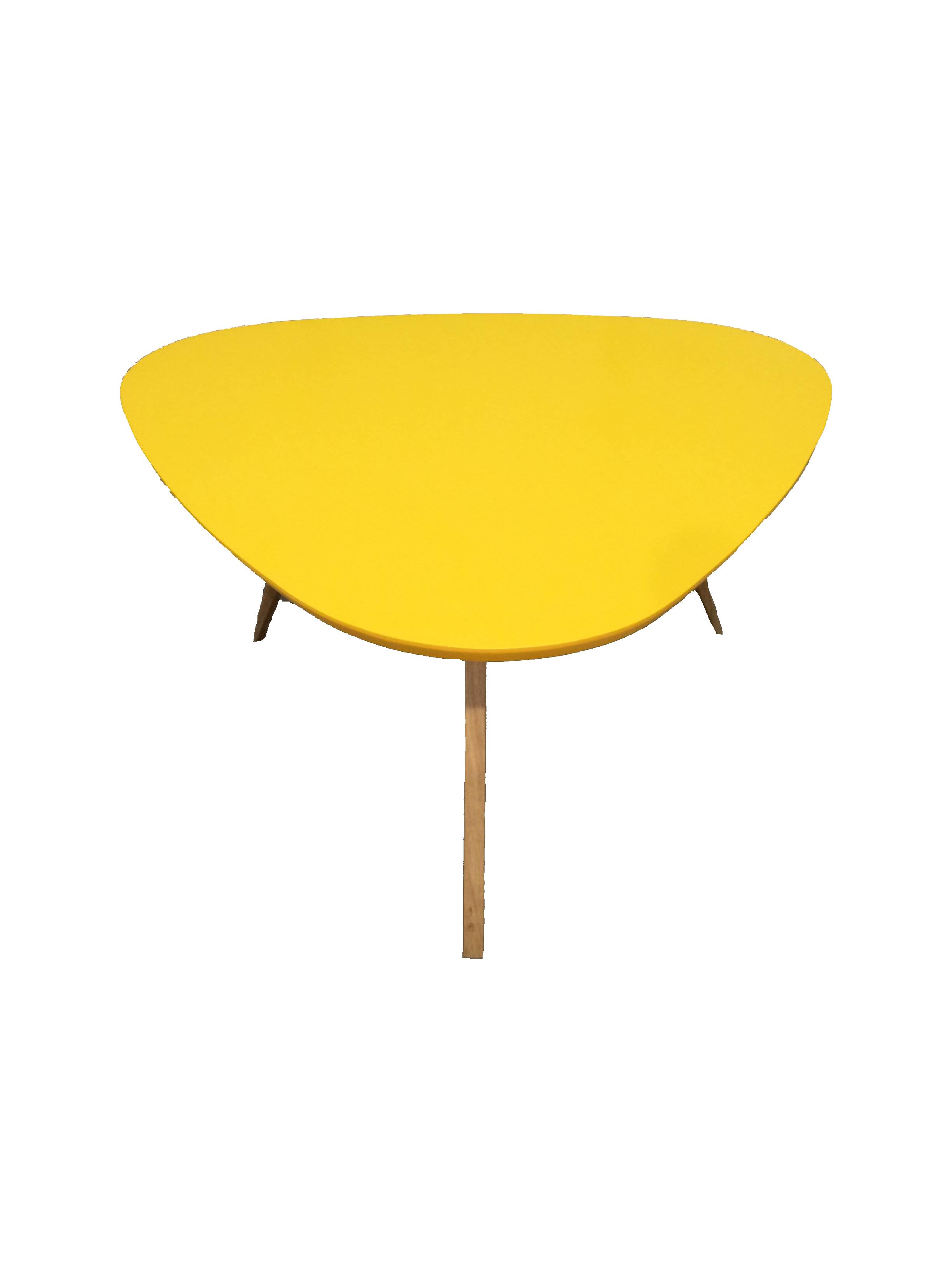 Table basse tripode vintage pas cher - Maison et meuble de maison
