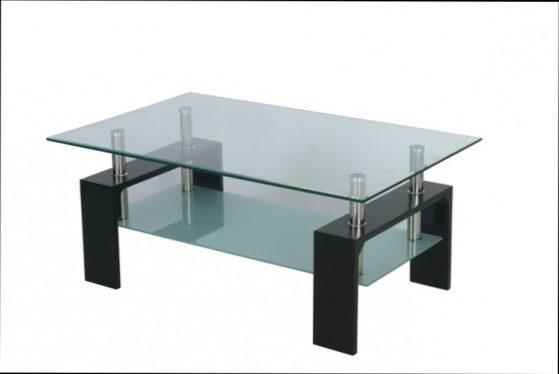 Comment nettoyer une table basse en verre