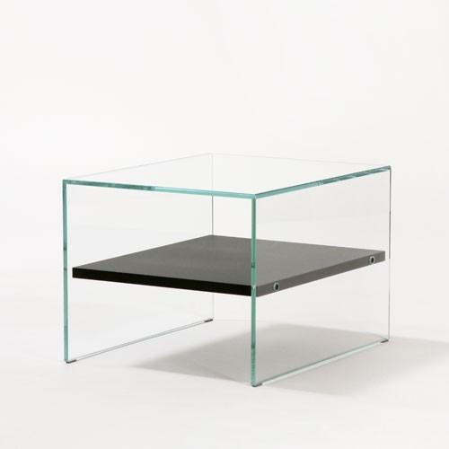 Table basse en verre petite dimension