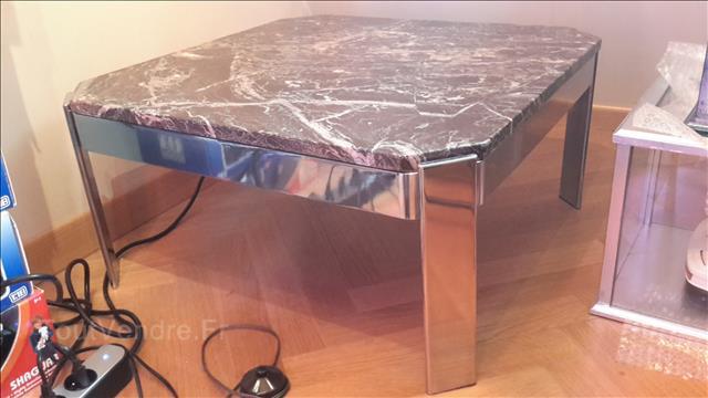 Table basse vintage roche bobois