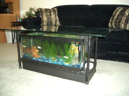 Table basse aquarium aquatlantis occasion - Maison et meuble de maison