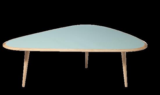 Table basse vintage haricot