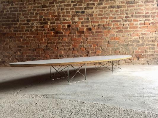 Table basse eames vintage