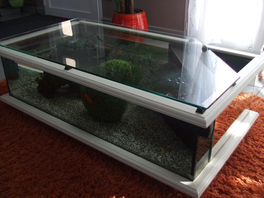 Filtre Aquarium Table Basse