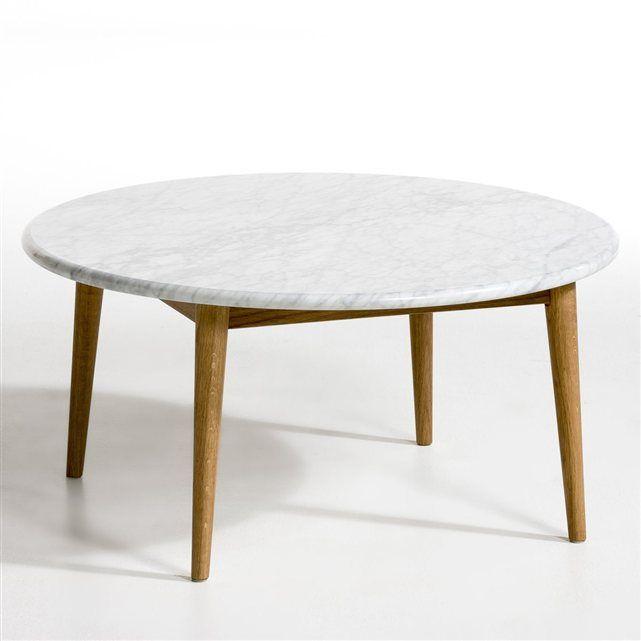 Table basse chene ampm