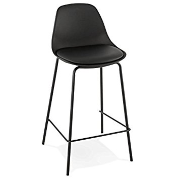 Amazon tabouret noir