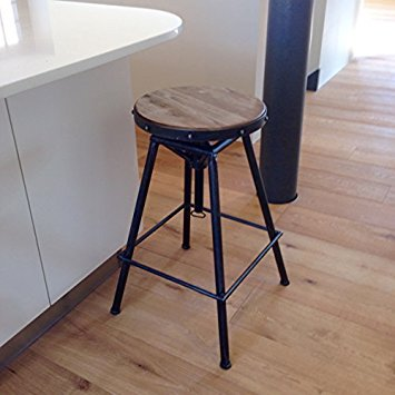 Amazon tabouret de bar metal