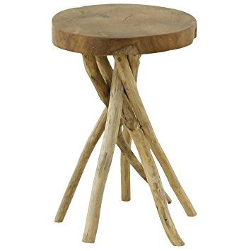 Amazone tabouret en bois