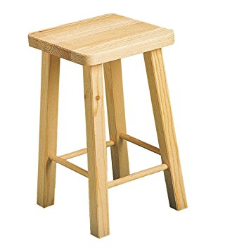 Amazon tabouret bois