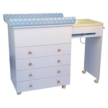 Commode à langer baignoire - Maison et meuble de maison