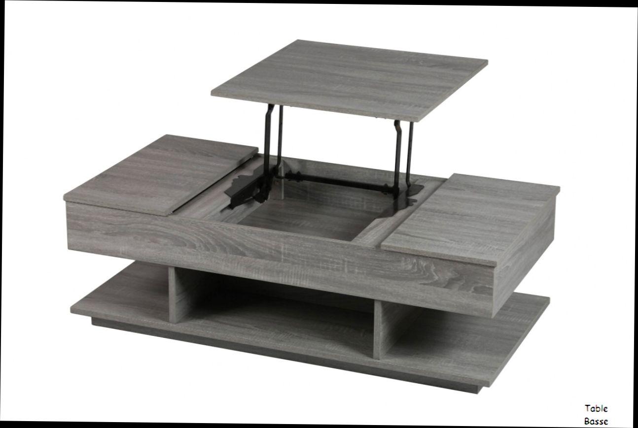 Table basse archives maison et meuble de maison - Table basse relevable avec rangement ...